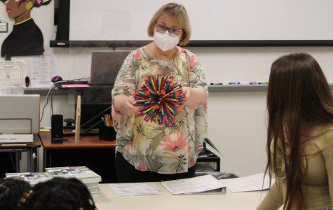 Science teacher Cheryl Austin – Calumet College 1978