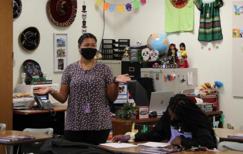 Spanish teacher Courtney Drosos – Purdue Northwest 2018
