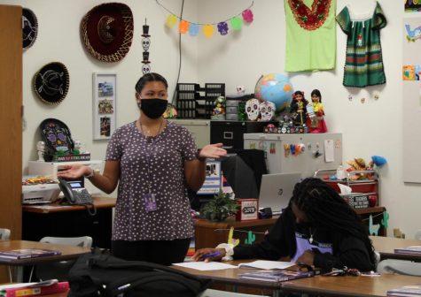 Ms. Courtney Drosos