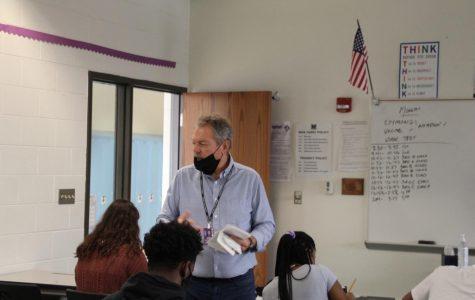 English teacher Joseph Monahan – Purdue 2007