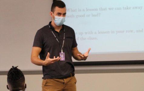 English Teacher Grant Marvin – Indiana Wesleyan University 2018