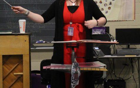 Ms. Jillian Mallory — Orchestra teacher