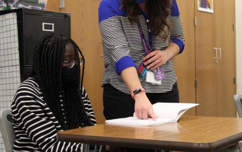 Math teacher Samantha Peach – Purdue University Northwest 2021