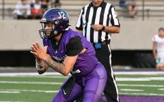 Angel Nelson leads football team to a dominant start