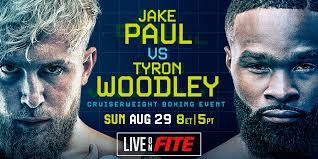 Paul-Woodley fight turns out to be a big waste of time