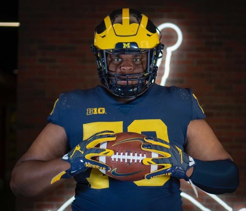 Kenneth Grant has picked University of Michigan.